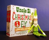 Uncle Si, The Christmas Elf; Book and Plush