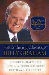 The Enduring Classics of Billy Graham             - Slightly Imperfect