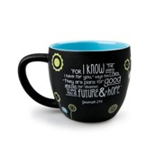Journey, For I Know the Plans I Have For You Mug