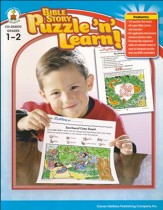 Bible Story Puzzle 'n' Learn! Grades 1-2