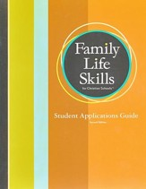BJU Family Life Skills Student Applications Guide, 2nd Edition