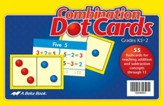 Abeka Combination Dot Cards (K5; 55 cards)