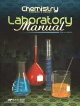 Abeka Chemistry: Precision & Design Laboratory Manual