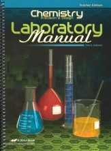 Abeka Chemistry: Precision & Design  Laboratory Manual  Teacher Edition, Third Edition