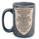God's Armor--Ceramic Mug