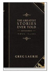 The Greatest Stories Ever Told Old Testament Volume 1 - 3