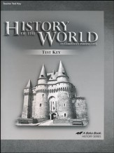 Abeka History of the World in Christian Perspective Tests  Keys (5th Edition)