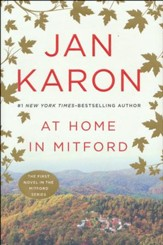 At Home in Mitford, Special Edition, hardcover