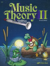 Abeka Music Theory 2 Student Book  (Grades 4 & 5)