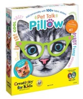 Pet Talk Pillow