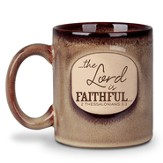 The Lord is Faithful Ceramic Mug