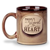 Trust in/Lord Ceramic Mug