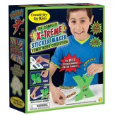 The Complete X-treme Sticker Maker Comic Book Kit