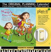 2018 Mom's Plan It Plus Wall Calendar