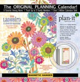 2018 Ladybird Plan It Plus Wall Calendar