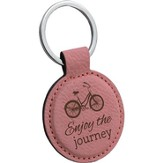 Enjoy the Journey Keyring