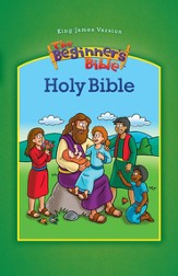 The King James Version Beginner's Bible, Holy Bible - eBook
