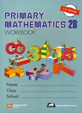 Singapore Math: Primary Math Workbook 2B US Edition