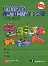 Singapore Math: Primary Math Workbook 5B US Edition