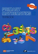 Singapore Math: Primary Math Textbook 6B US Edition