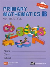 Singapore Math: Primary Math  Workbook 6B US Edition