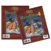 BJU Reading Grade 4 Teacher Set