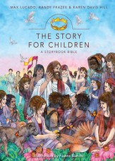 The Story for Children, a Storybook Bible - eBook