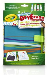 Dry-Erase Travel Pack