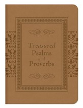 Treasured Psalms and Proverbs - eBook