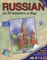 RUSSIAN in 10 minutes a day ®