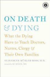 On Death and Dying - eBook