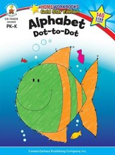 Alphabet Dot to Dot Grades PreK-K