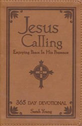 Jesus Calling, Deluxe Edition: Enjoying Peace in His Presence - Slightly Imperfect