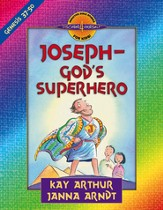 Joseph-God's Superhero: Genesis 37-50 - eBook