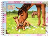 Horses Dreams Coloring Book, Large