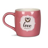 Filled With Love Mug