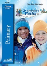 Scripture Paths Primary (Grades 1-2) Audio CD