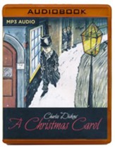 Charles Dickens' A Christmas Carol: A Radio Dramatization- unabridged audio book on MP3-CD
