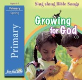 Growing for God Primary (Grades 1-2) Audio CD