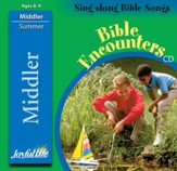 Bible Encounters Middler (Grades 3-4) Audio CD