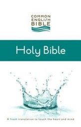 CEB Common English Bible - eBook