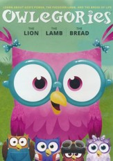 Owlegeries #5: The Lion, The Lamb, The Bread DVD