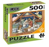 Nativity Puzzle, 500 Pieces
