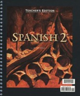 BJU Spanish 2 Teacher's Edition  (Second Edition)