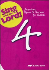 Abeka Sing unto the Lord! Grade 4 Audio CDs (set of 2)
