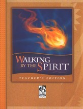 BJU Press Walking in the Spirit, Teacher's Edition