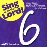 Abeka Sing unto the Lord! Grade 6 Audio CDs (set of 2)