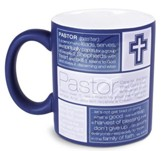 Pastor & Pastor's Wife Matching Mugs