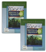 BJU Writing & Grammar 11, Teacher's  Edition (Second Edition)