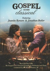 Gospel Goes Classical, DVD